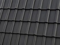 Rоben Piemont, цвет: черный матовый глазурь