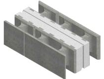 lammi Блок EMH-350-2 Теплоизоляционный разделительный блок