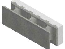 lammi Блок LL400 HALK половинчатый блок