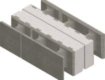 lammi Блок LL400-2 Теплоизоляционные 1/3 и 2/3 блока
